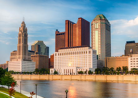 City of Columbus, <br />Columbus, Ohio