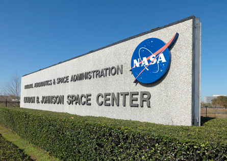 Johnson Space Center <br />Houston, Texas