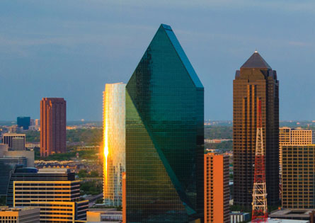 Fountain Place <br />Dallas, Texas